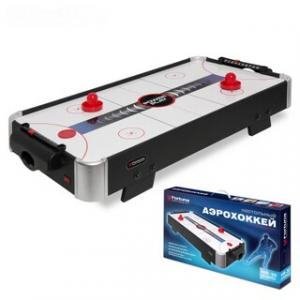 Игра Аэрохоккей Power Play Hybrid 86х43х15 см в кор. 07747